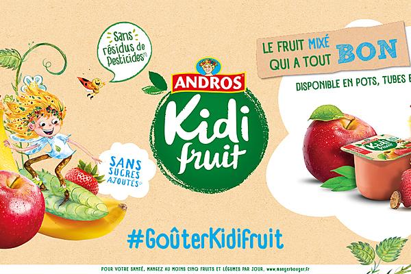 #GoûterKidifruit