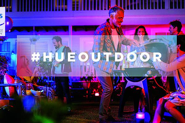 #HueOutdoor
