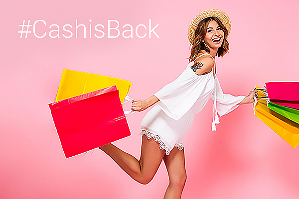 #CashisBack